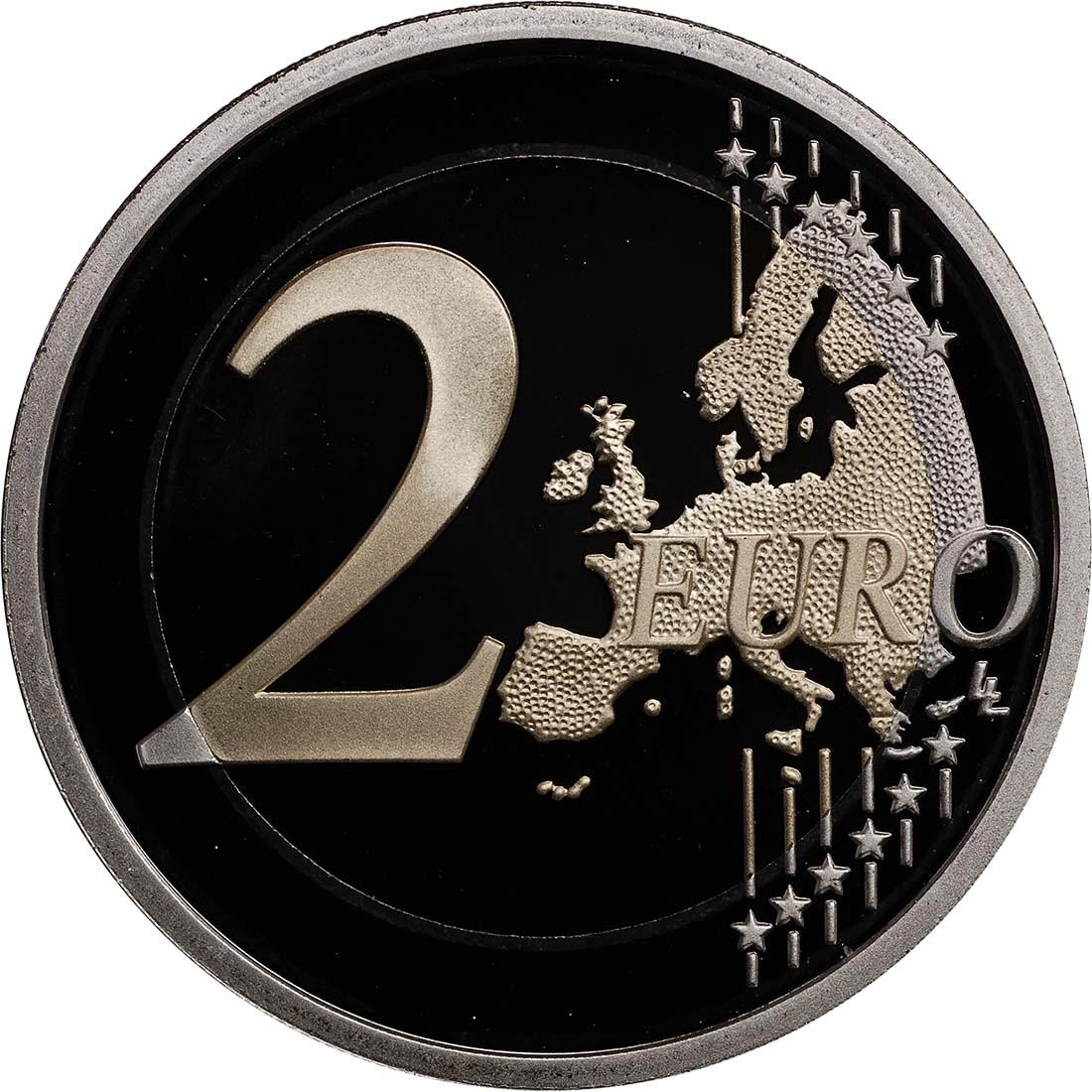 Vorderseite :Frankreich : 2 Euro Musik Festival  2011 PP 2 Euro Frankreich 2011 PP