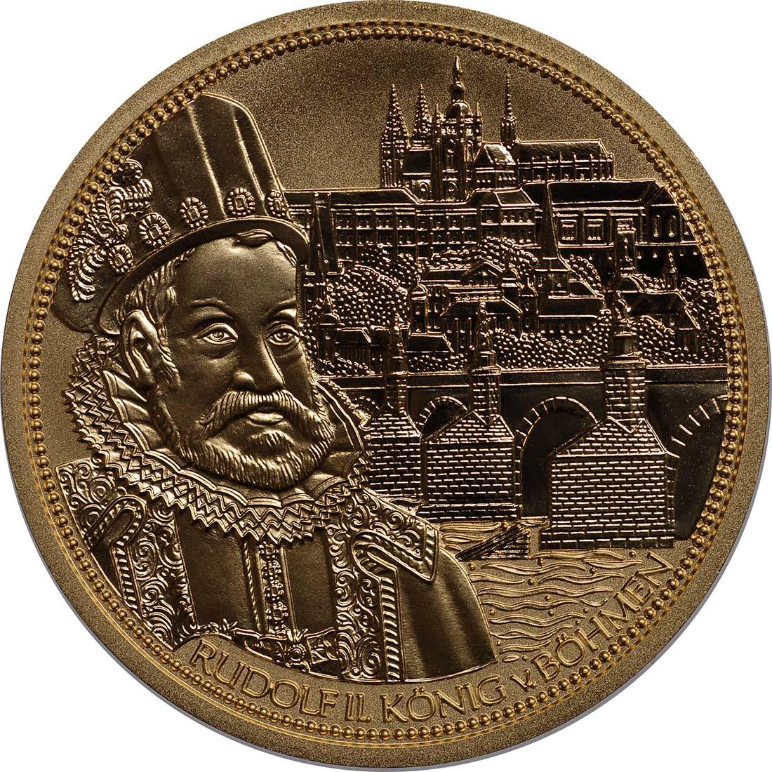 Vorderseite:Österreich : 100 Euro Die Wenzelskrone Böhmens  2011 PP