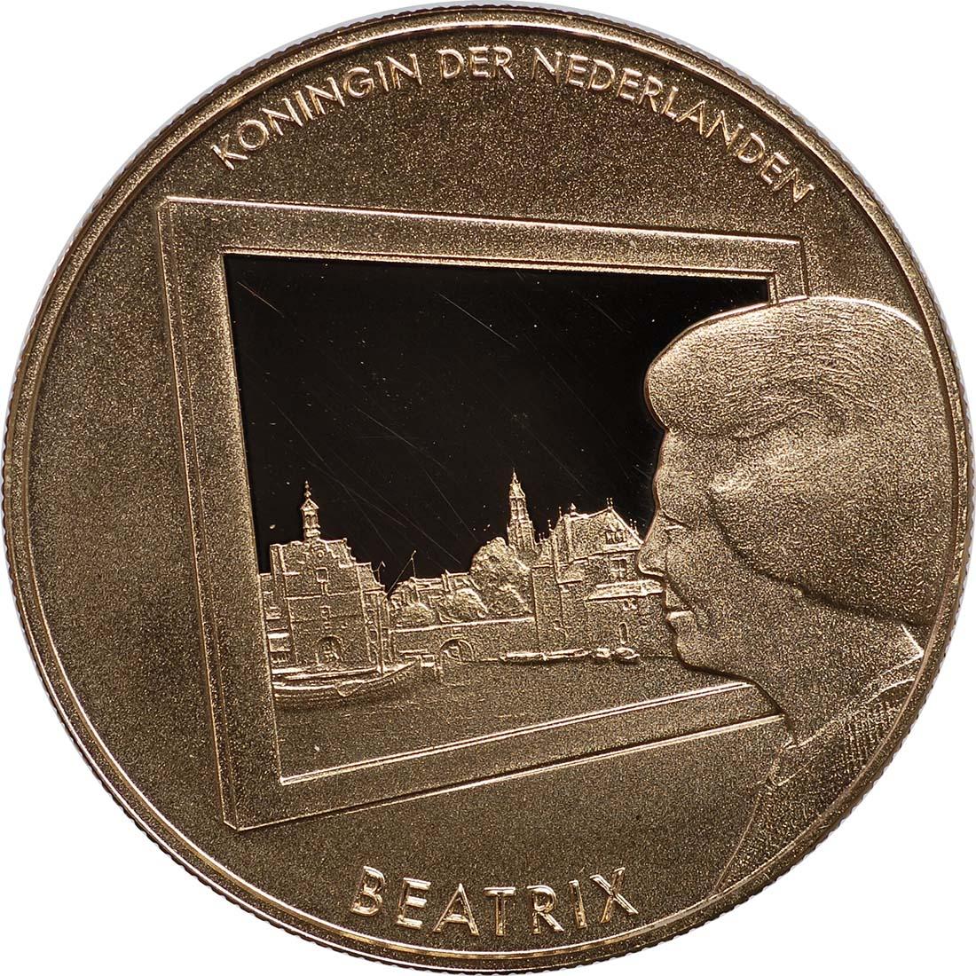 Rückseite:Niederlande : 10 Euro Niederlande und die Malkunst  2011 PP