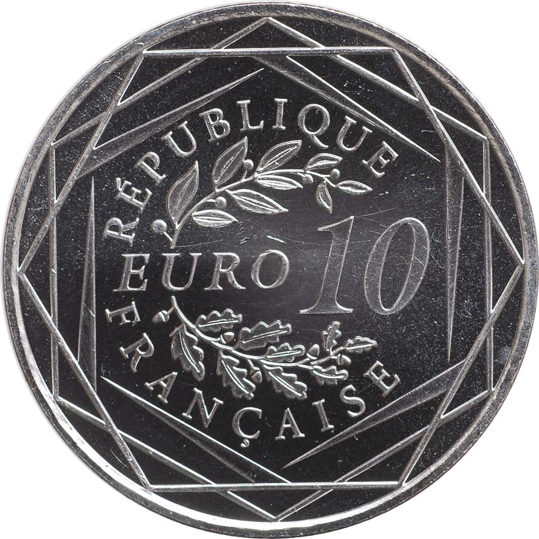 frankreich 10 euro hercules 2012 stgl. Black Bedroom Furniture Sets. Home Design Ideas