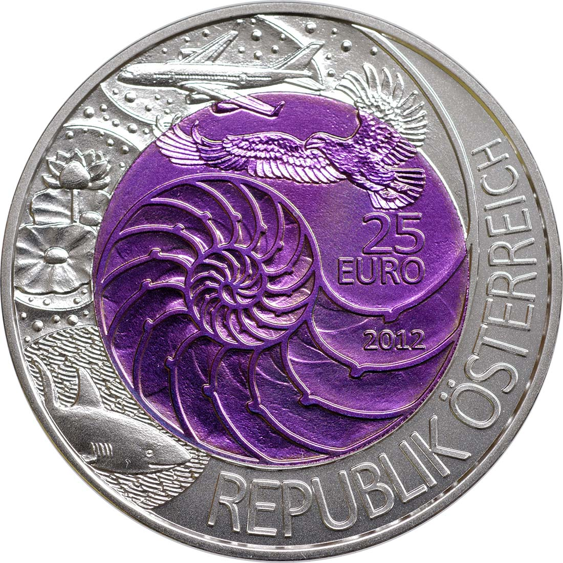 25 Euro Bionik 2012