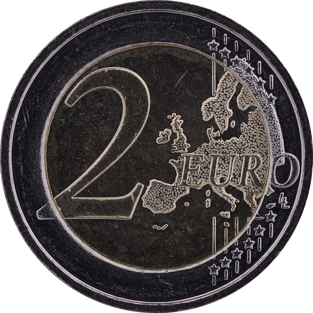 Vorderseite :Belgien : 2 Euro 75 J. Königin-Elisabeth Internationaler Musik Wettbewerb  2012 bfr