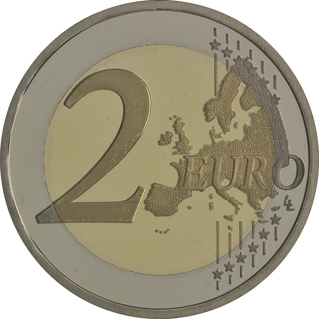 Vorderseite:Portugal : 2 Euro Torre dos Clérigos  2013 PP