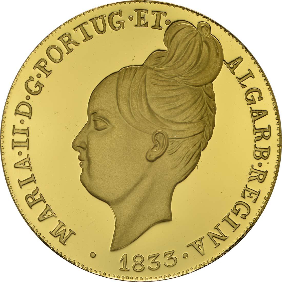 Vorderseite:Portugal : 5 Euro D. Maria II.  2013 PP
