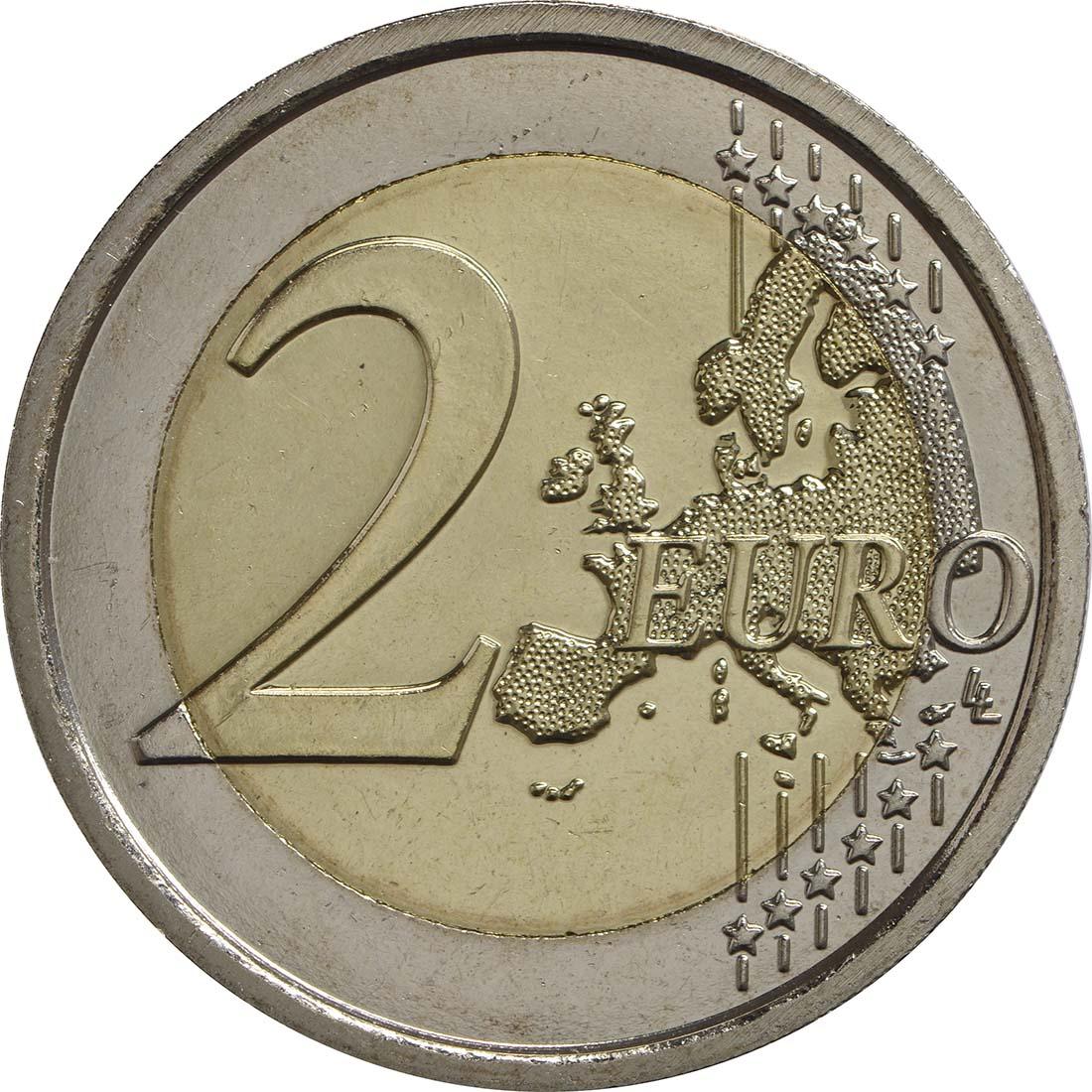 Vorderseite:Vatikan : 3,88 Euro KMS Vatikan Benedikt XVI.  2013 Stgl. KMS Vatikan 2013 BU