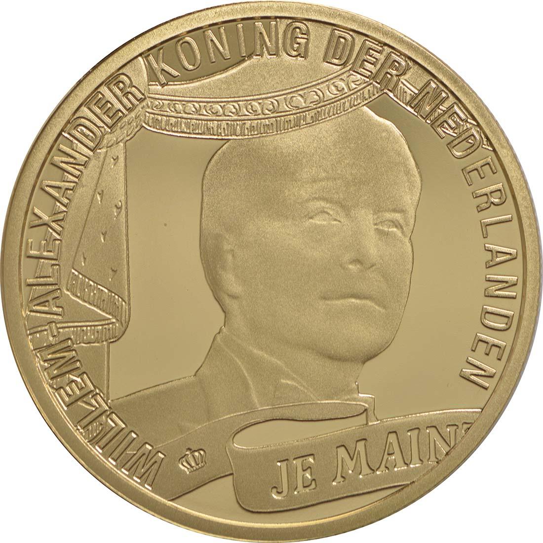 Vorderseite:Niederlande : 20 Euro König Willem Alexander  2013 PP