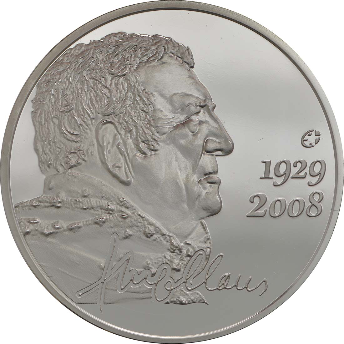 Vorderseite:Belgien : 10 Euro Hugo Claus  2013 PP