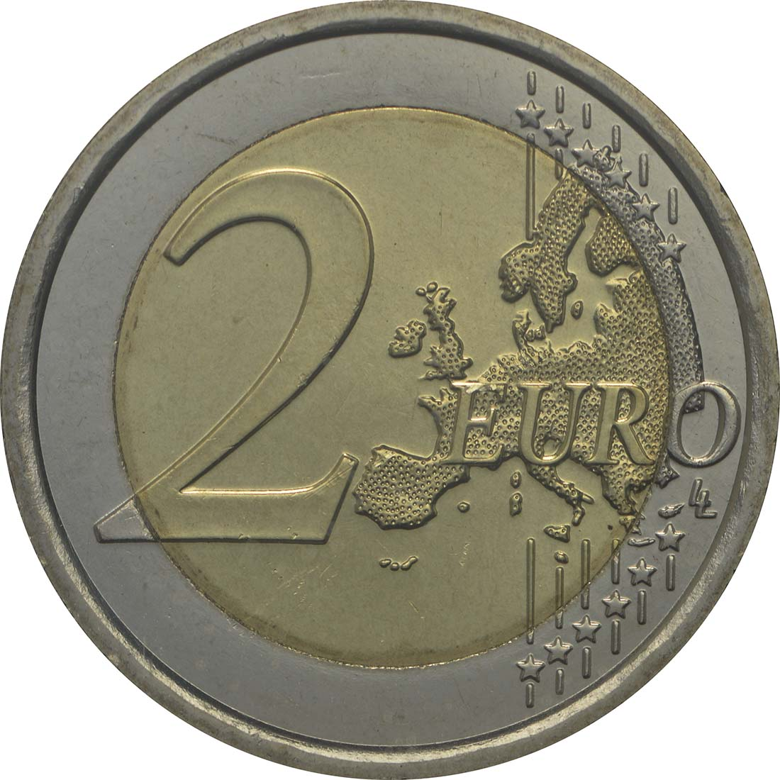 Vorderseite :San Marino : 2 Euro Pinturicchio  2013 Stgl.