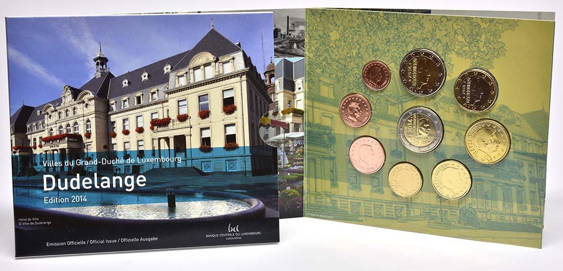 Lieferumfang:Luxemburg : 5,88 Euro KMS Luxemburg  2014 Stgl.
