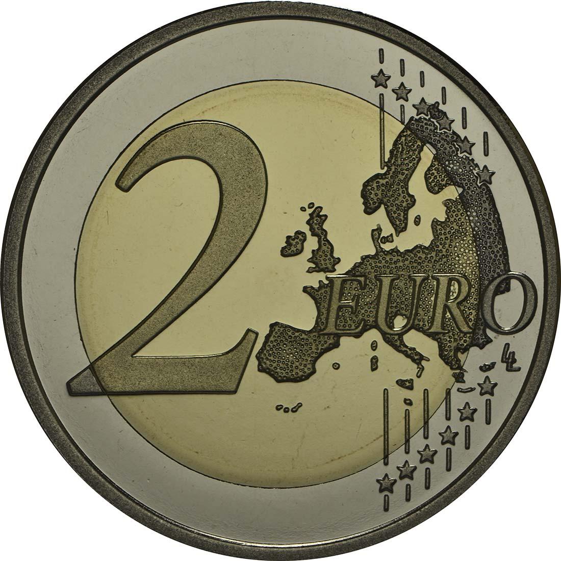 Vorderseite:Finnland : 2 Euro Tapiovaara  2014 PP
