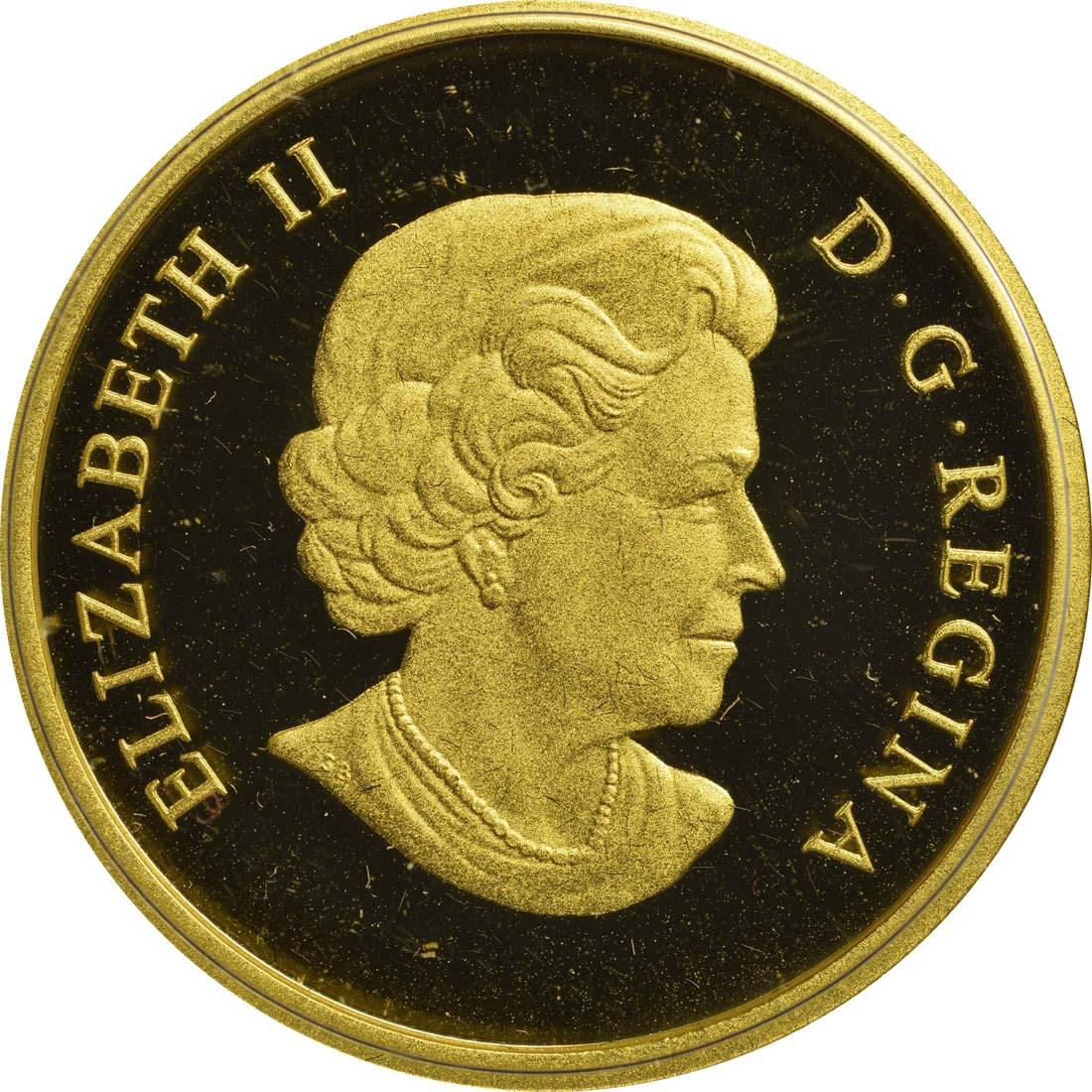 Rückseite:Kanada : 200 Dollar Große Kanadische Entdecker - Henry Hudson  2015 PP