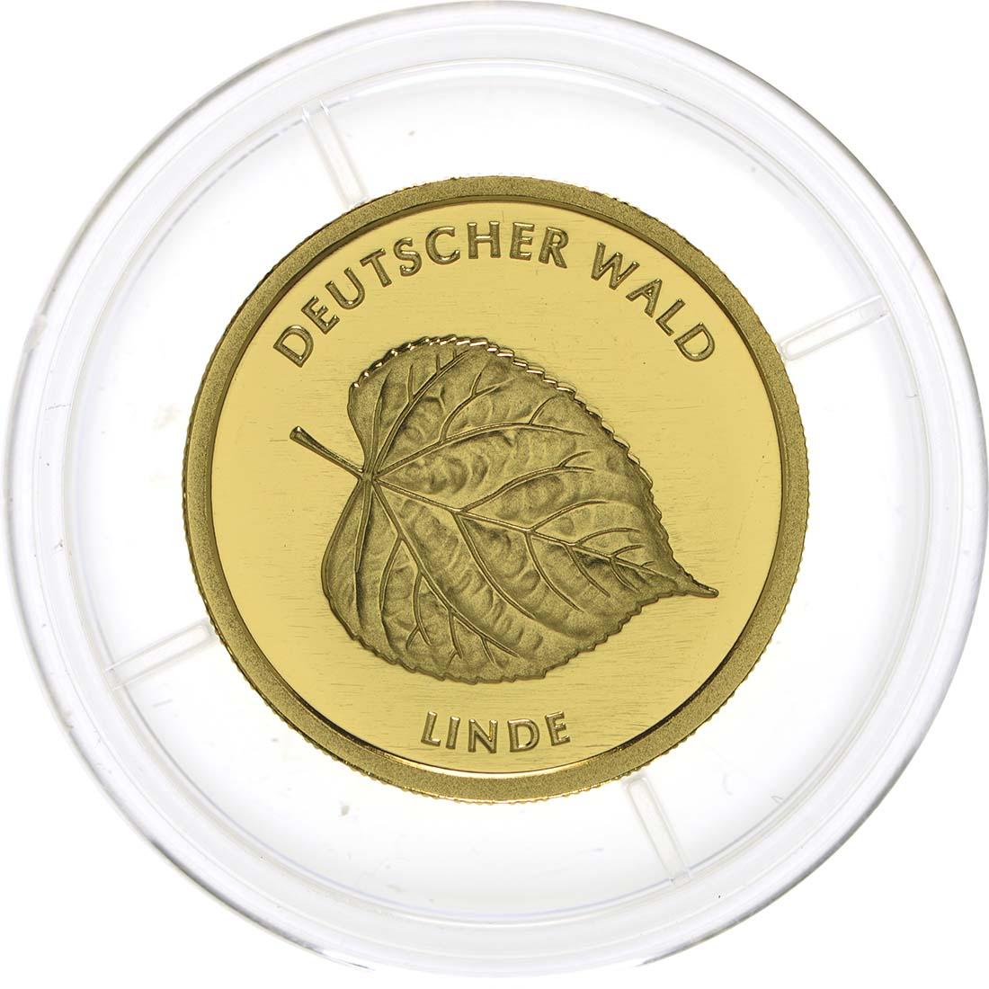 Deutschland : 20 Euro Linde Buchstabe unserer Wahl  2015 Stgl.