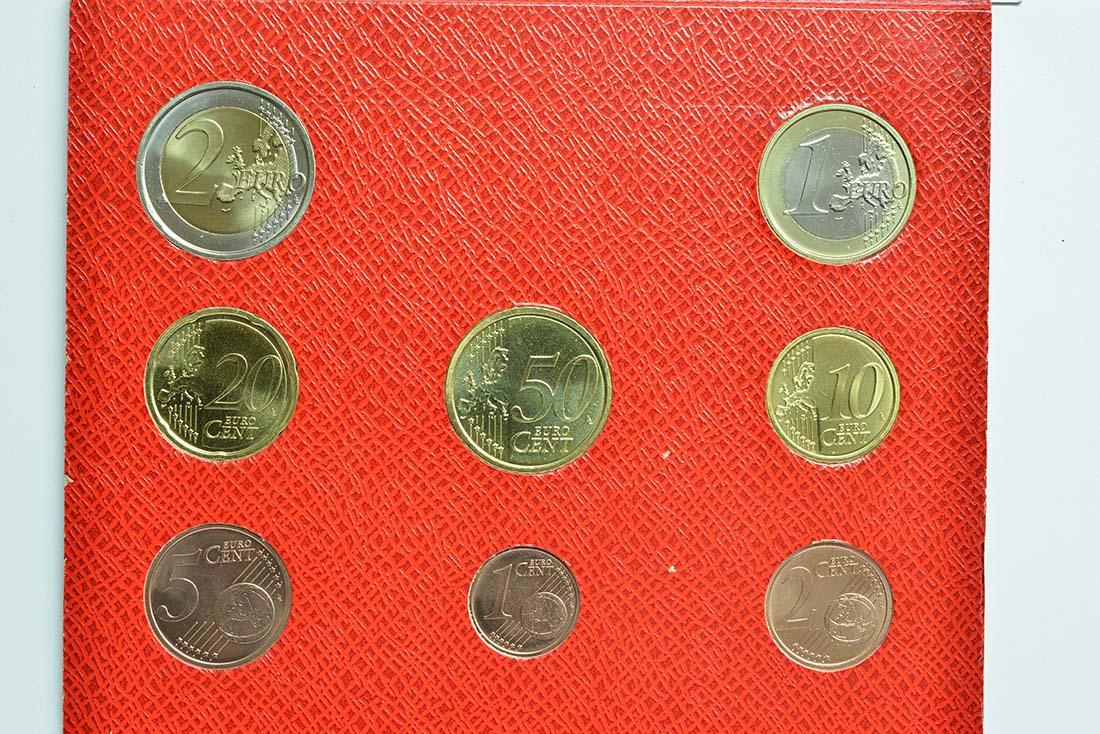 Rückseite:Vatikan : 3,88 Euro KMS Vatikan  2015 Stgl.