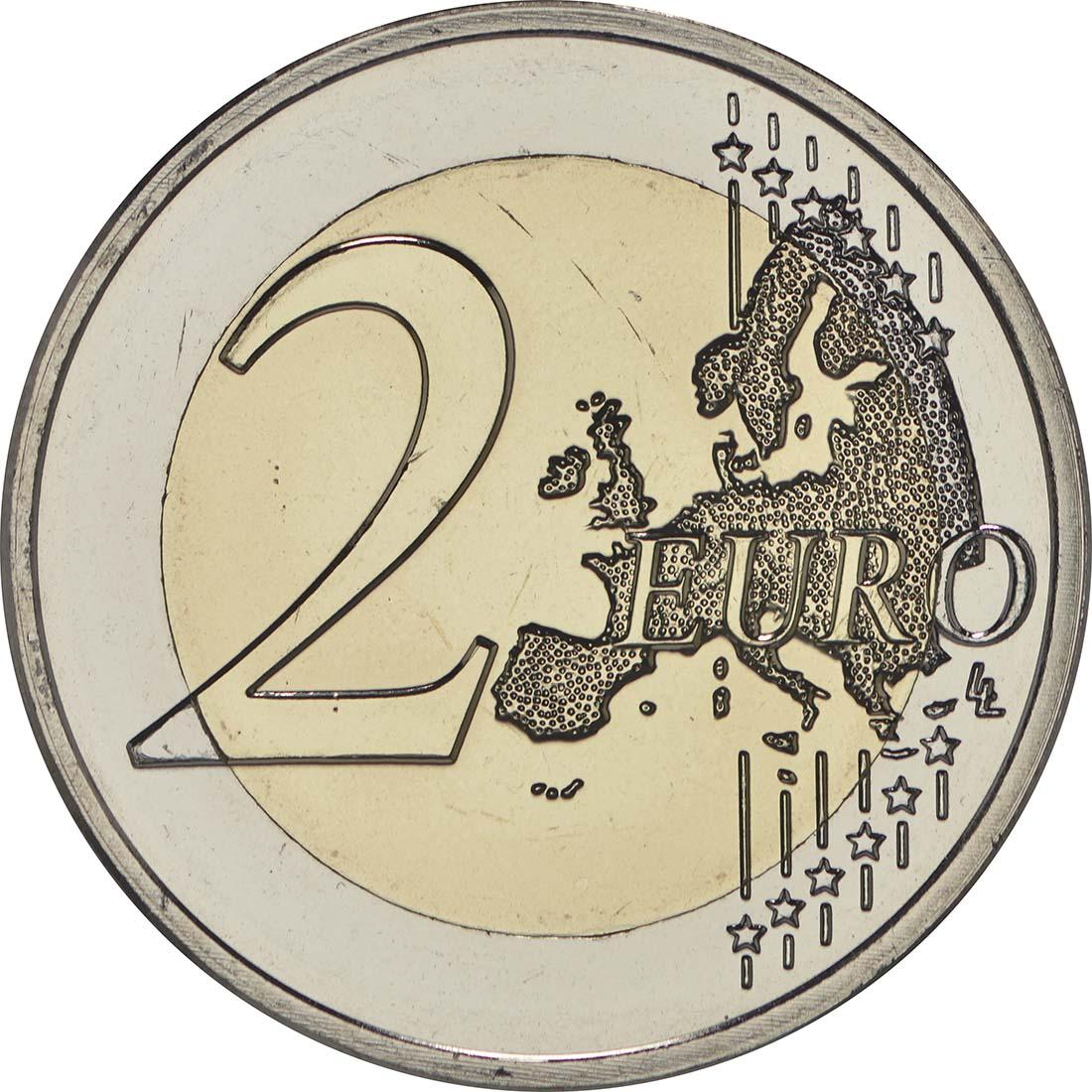 Vorderseite:Malta : 5,88 Euro KMS Malta inkl. 2 Euro Gedenkmünze Republik  2015 Stgl.