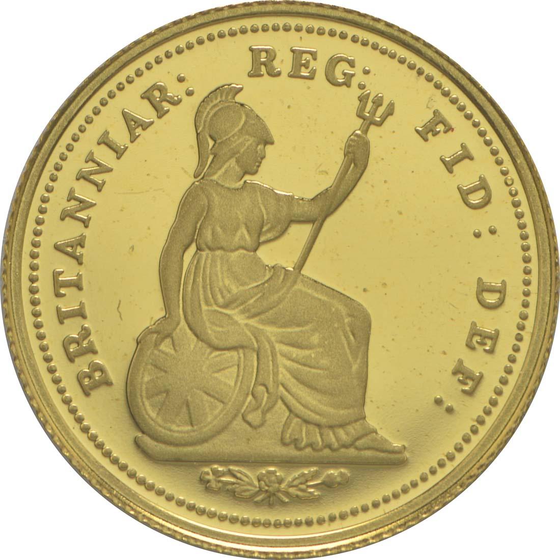 Vorderseite:Malta : 5 Euro 3. Farthing  2015 PP