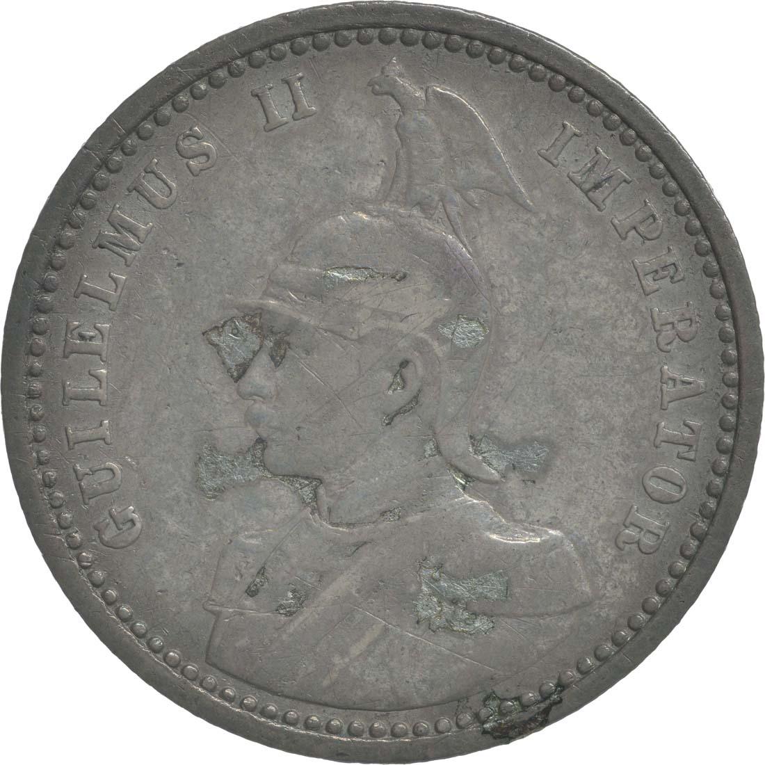 deutschland 0 25 rupie wilhelm ii in uniform punkt a vs patina 1904 a silber ss 35 euro. Black Bedroom Furniture Sets. Home Design Ideas
