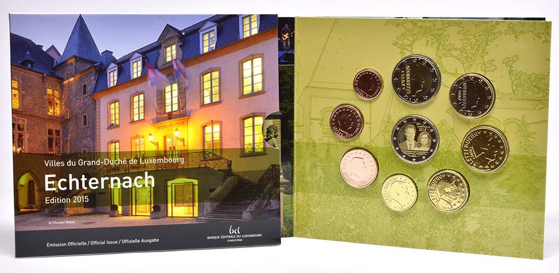 Lieferumfang:Luxemburg : 5,88 Euro KMS Luxemburg  2015 Stgl.