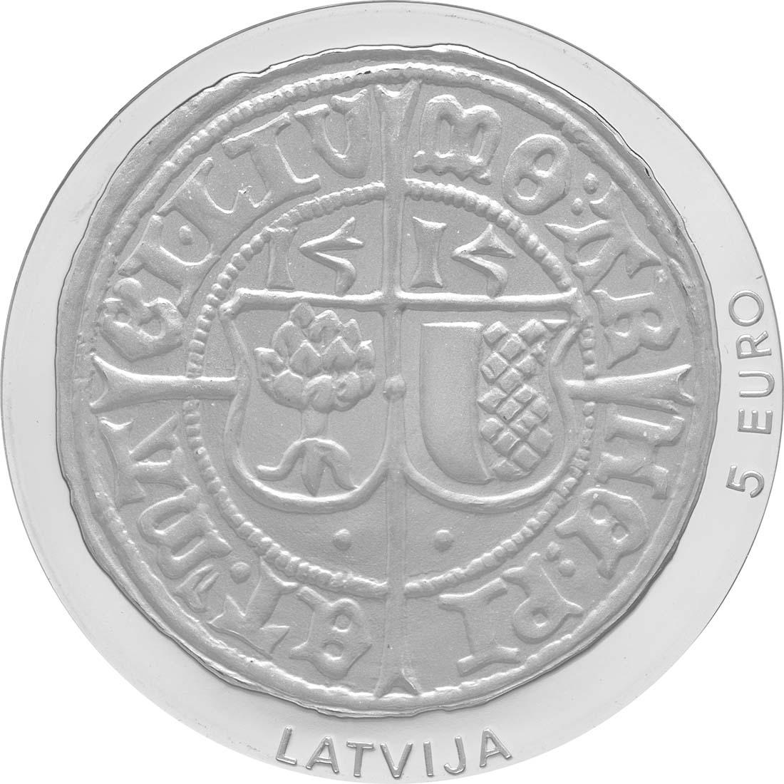 Lettische MГјnze