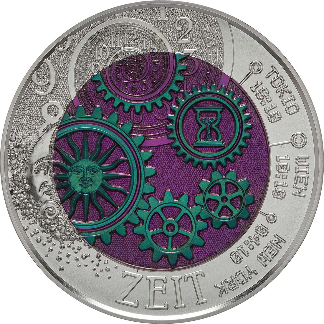 25 Euro Die Zeit 2016