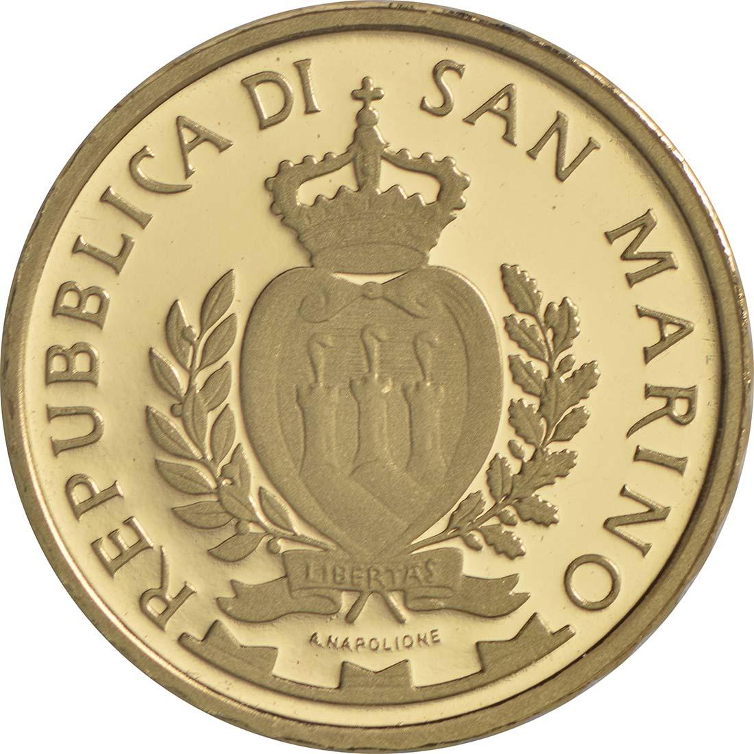 Rückseite:San Marino : 10 Euro Jubiläum der Barmherzigkeit  2016 PP