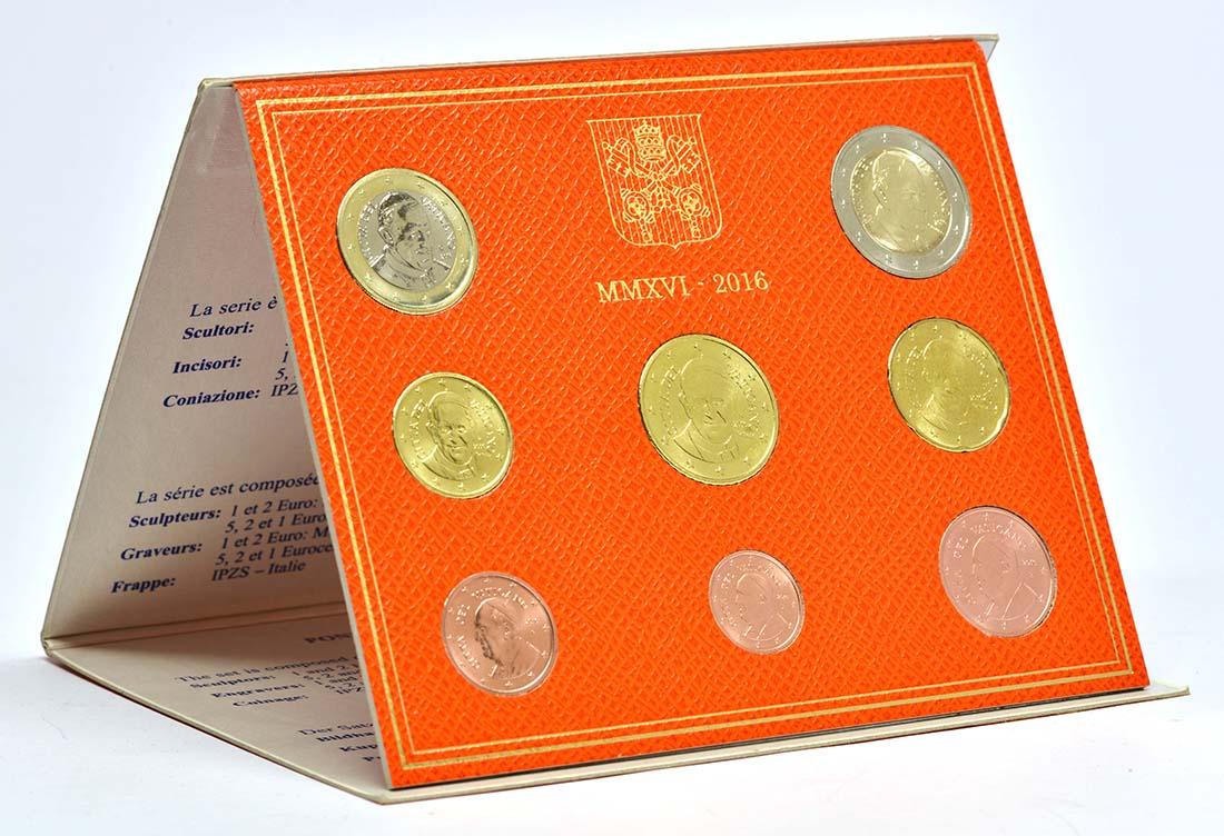 Lieferumfang:Vatikan : 3,88 Euro KMS Vatikan  2016 Stgl.