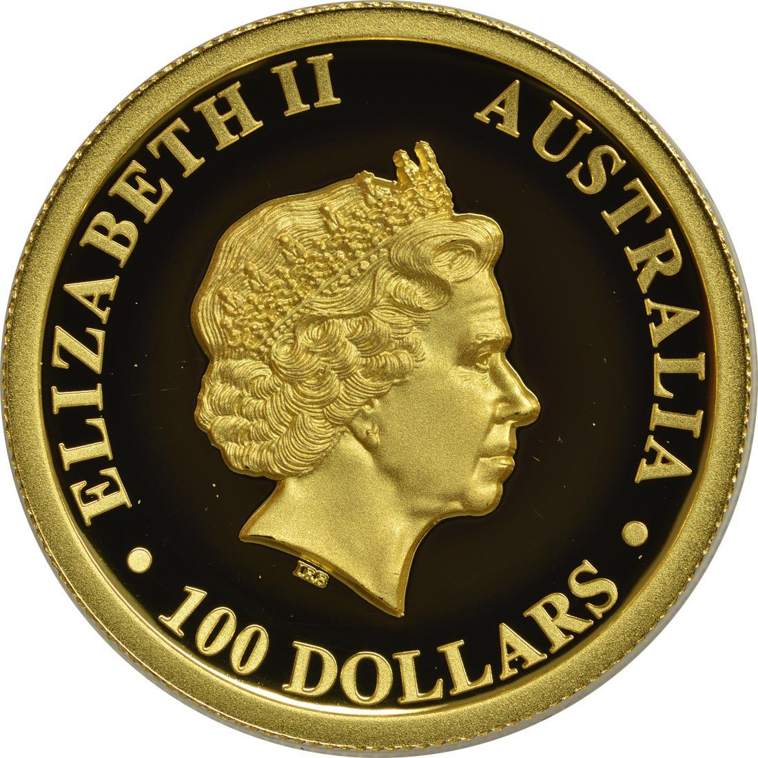 australien 100 dollar keilschwanzadler highrelief 2016 gold pp 1568 euro. Black Bedroom Furniture Sets. Home Design Ideas