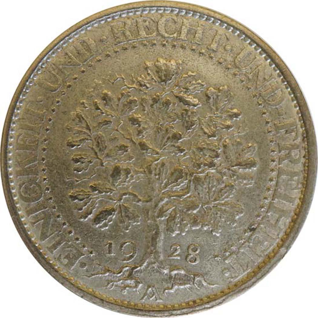 deutschland 5 reichsmark eichbaum 1928 a silber ss vz 90 1 euro. Black Bedroom Furniture Sets. Home Design Ideas