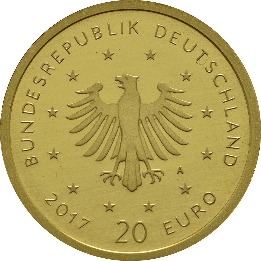 20 Euro Pirol R+ckseite