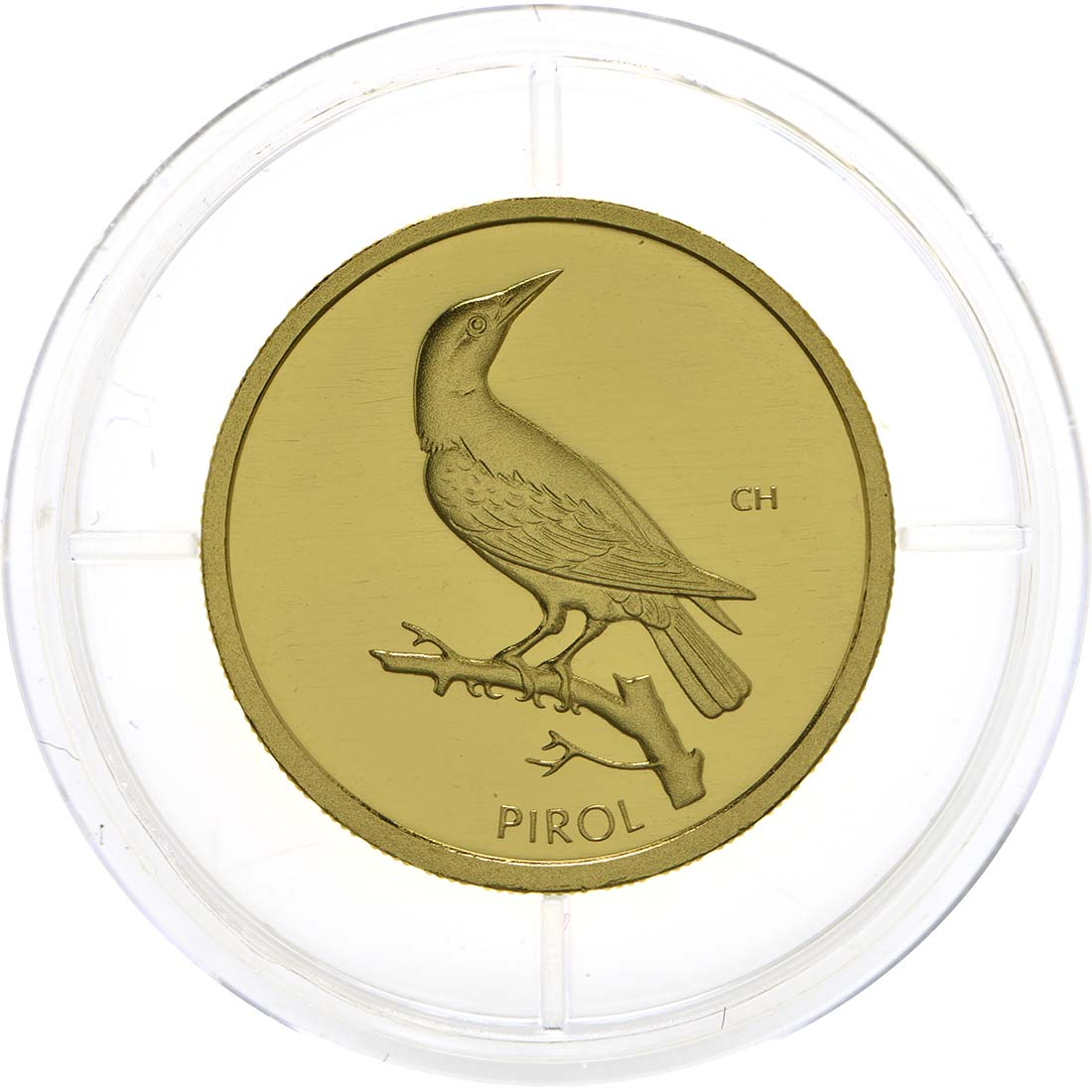 Deutschland : 20 Euro Pirol  2017 Stgl.