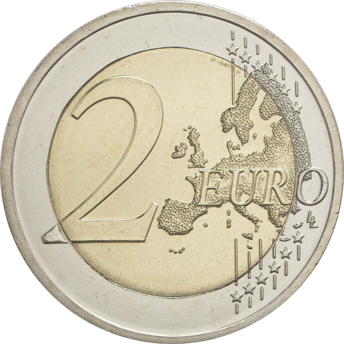 Vorderseite :Deutschland : 2 Euro Rheinland-Pfalz - Porta Nigra  2017 bfr