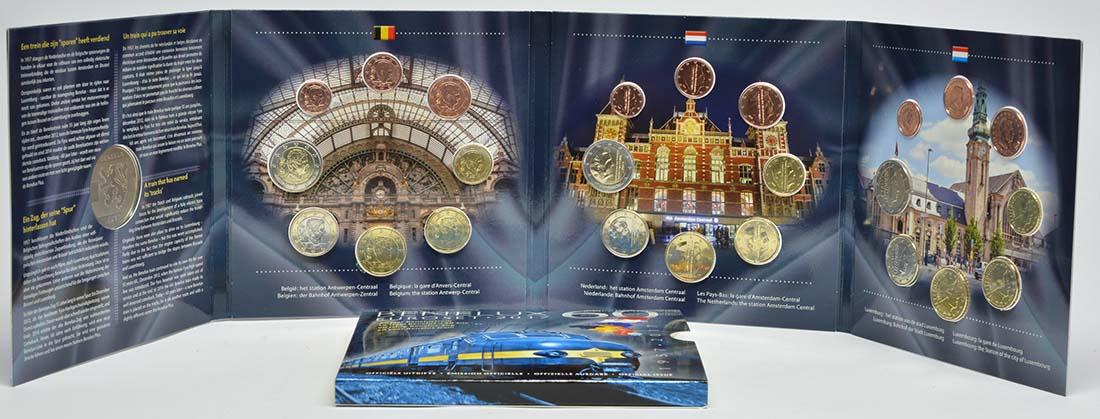 Belgien : 11,64 Euro KMS Benelux  2017 Stgl.