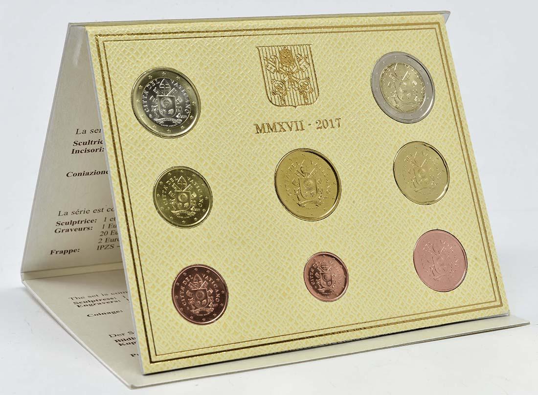 Lieferumfang:Vatikan : 3,88 Euro Vatikan KMS  2017 Stgl.