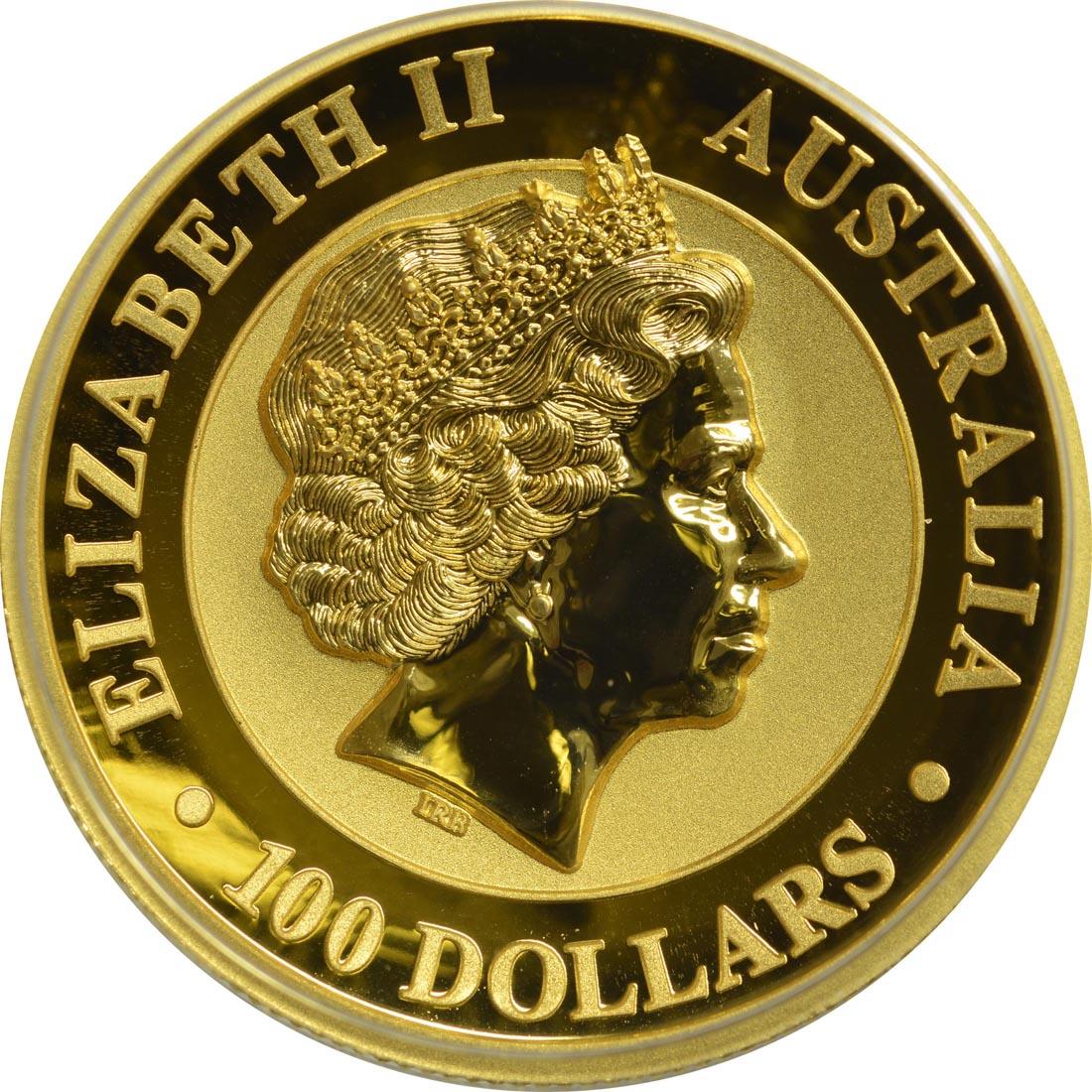 australien 100 dollar keilschwanzadler highrelief 2017 gold pp euro. Black Bedroom Furniture Sets. Home Design Ideas