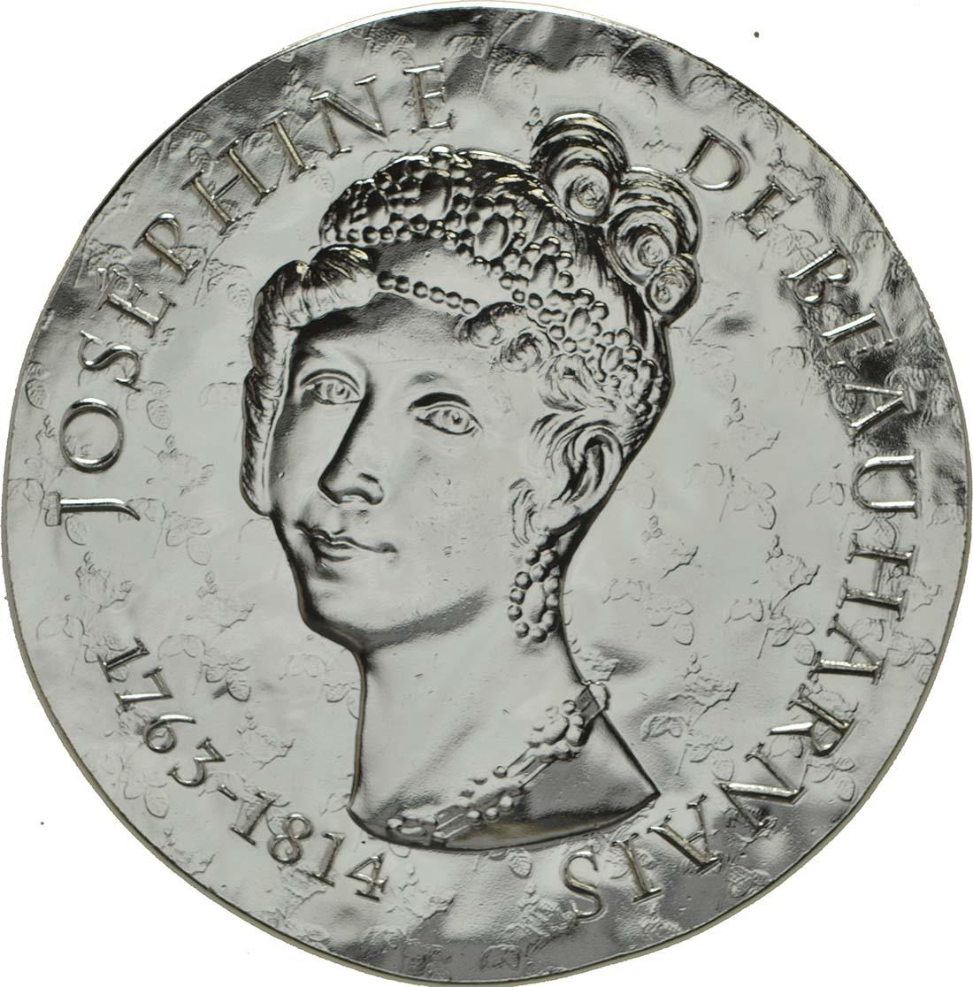Vorderseite:Frankreich : 10 Euro Joséphine de Beauharnais  2018 PP