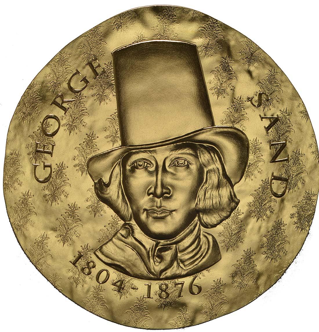 Vorderseite:Frankreich : 200 Euro George Sand / Frederic Chopin  2018 PP