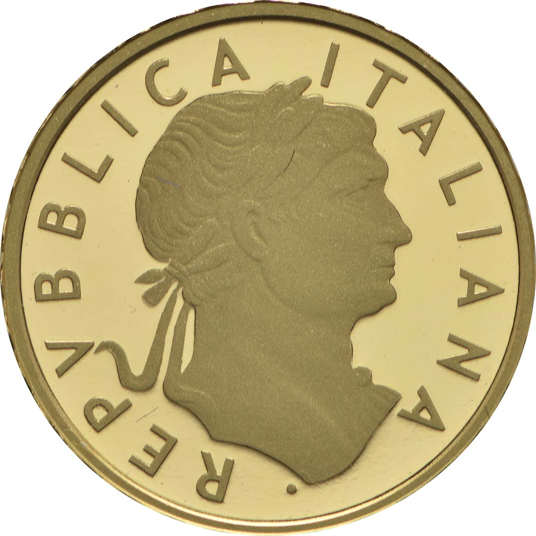 Vorderseite:Italien : 10 Euro Trajan  2018 PP