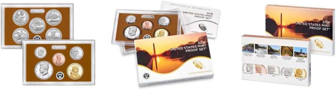 USA : 2,91 Dollar Jahressatz incl. 5x25ct + 1,66$   2018 PP