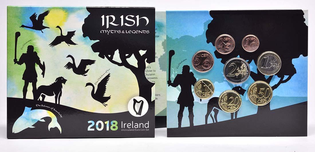 Lieferumfang:Irland : 3,88 Euro KMS Irland  2018 Stgl.