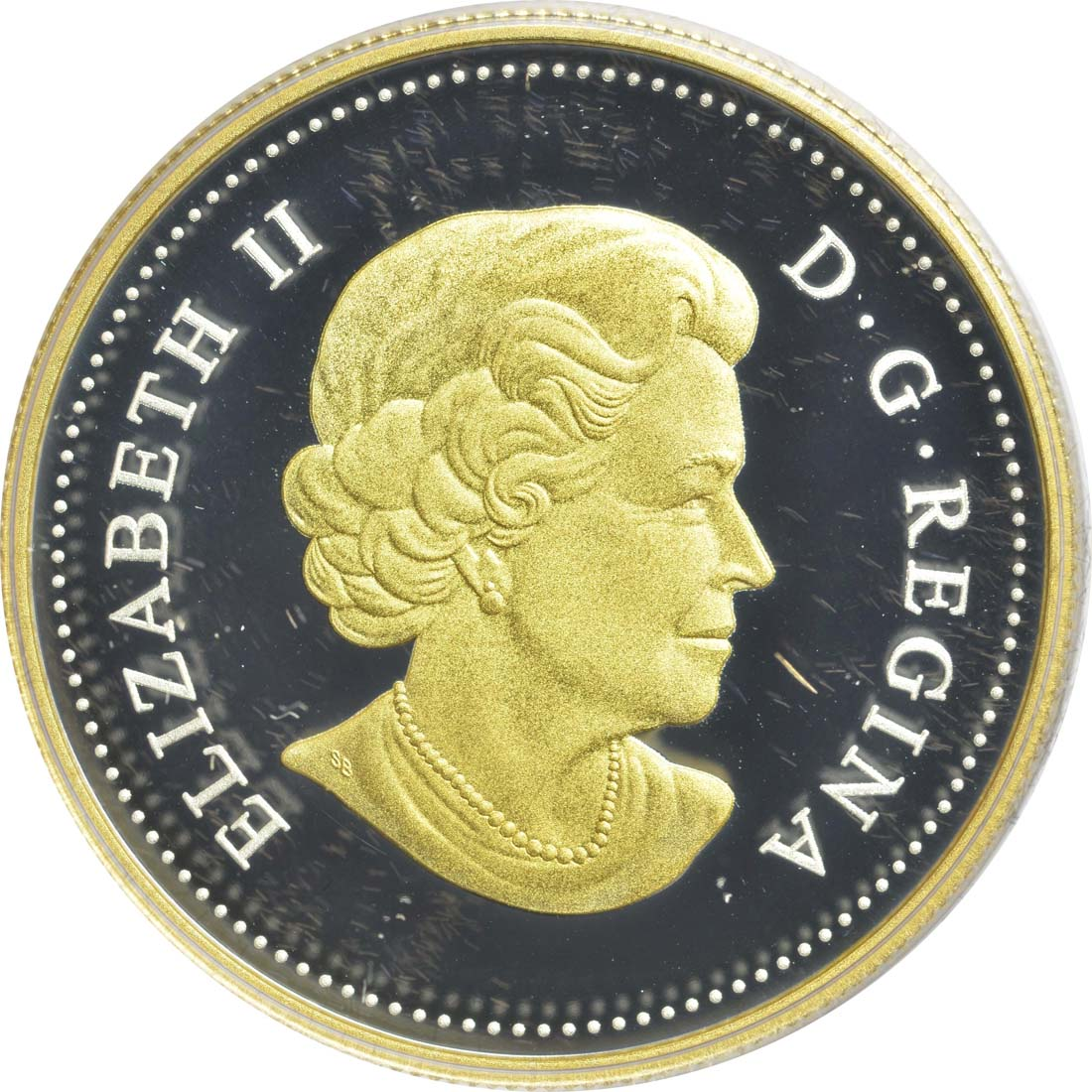 Rückseite:Kanada : 1 Dollar 100 Jahre Ende des 1. Weltkriegs - Special Edition  2018 PP