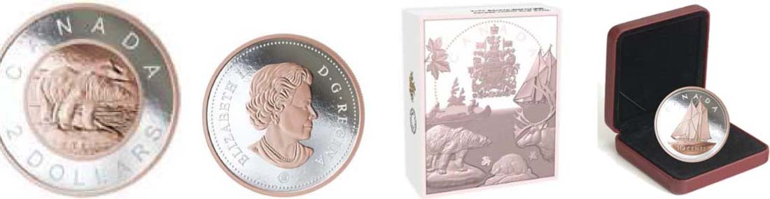 Lieferumfang:Kanada : 50 Cent Große Münzen - Eisbär  2018 PP