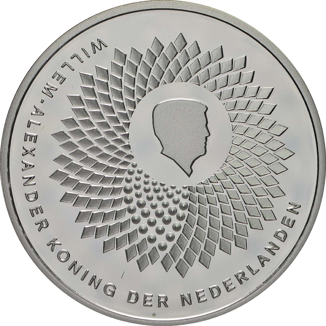 Vorderseite:Niederlande : 15 Euro 3x 5 Euro Uni Wageningen - coloriert  2018 PP