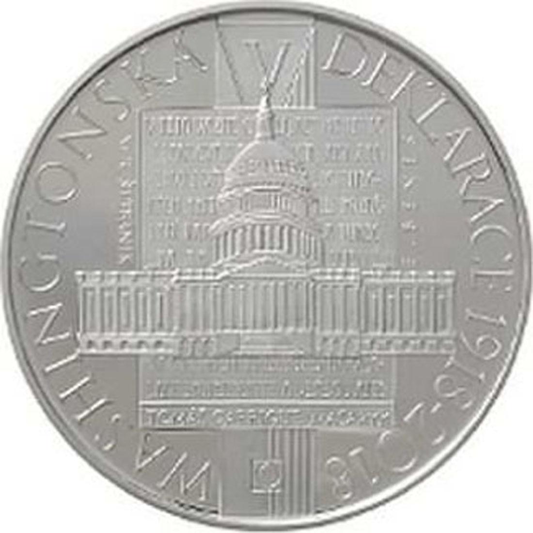 Lieferumfang:Tschechische Republik : 500 Kronen 100 Jahre Washingtoner Erklärung  2018 Stgl.