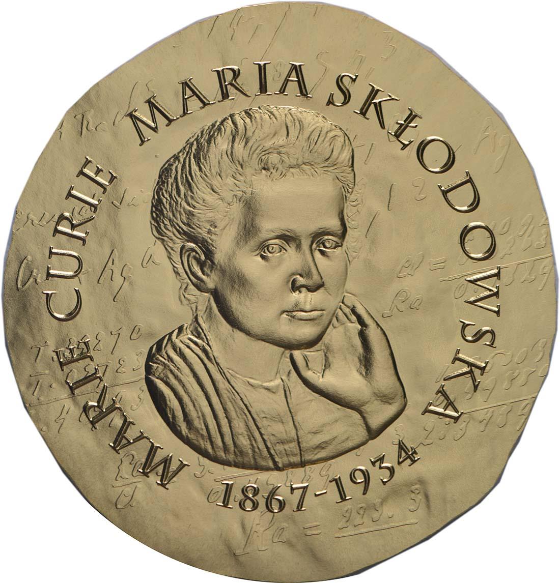 Vorderseite:Frankreich : 50 Euro Marie Curie  2019 PP