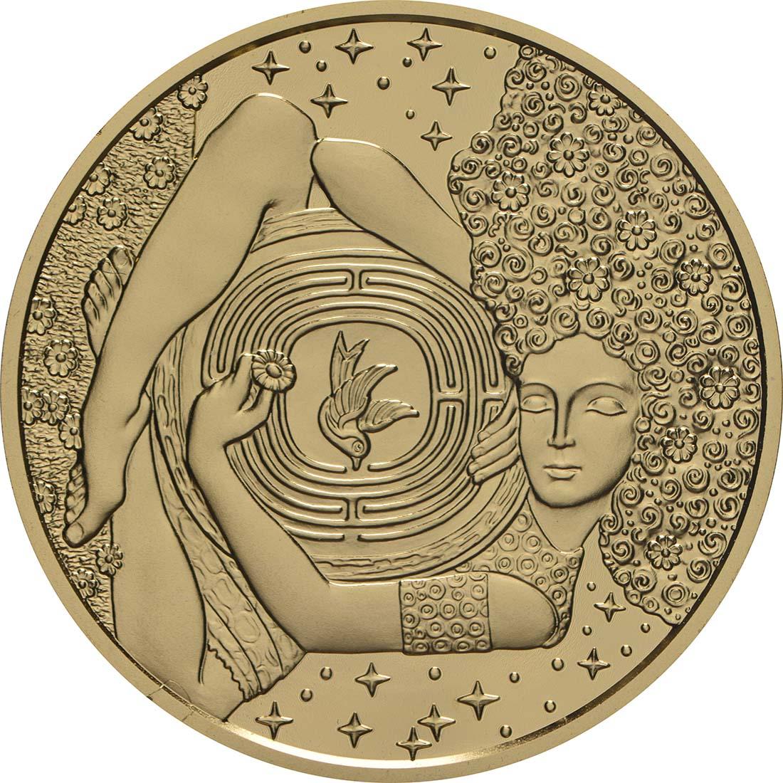 Vorderseite:Österreich : 50 Euro Viktor Frankl  2019 PP