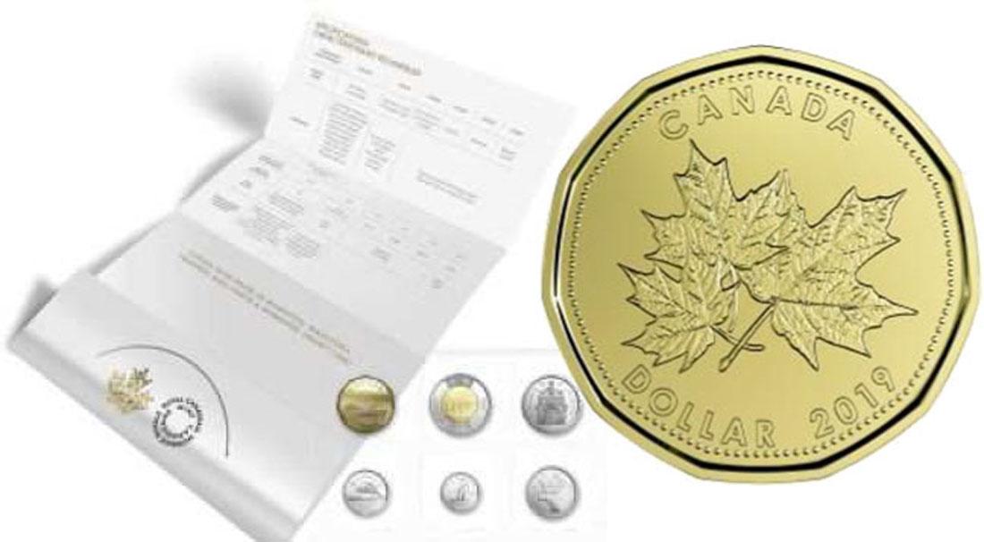 Lieferumfang:Kanada : 3,90 Dollar Jahressatz  2019 Stgl.