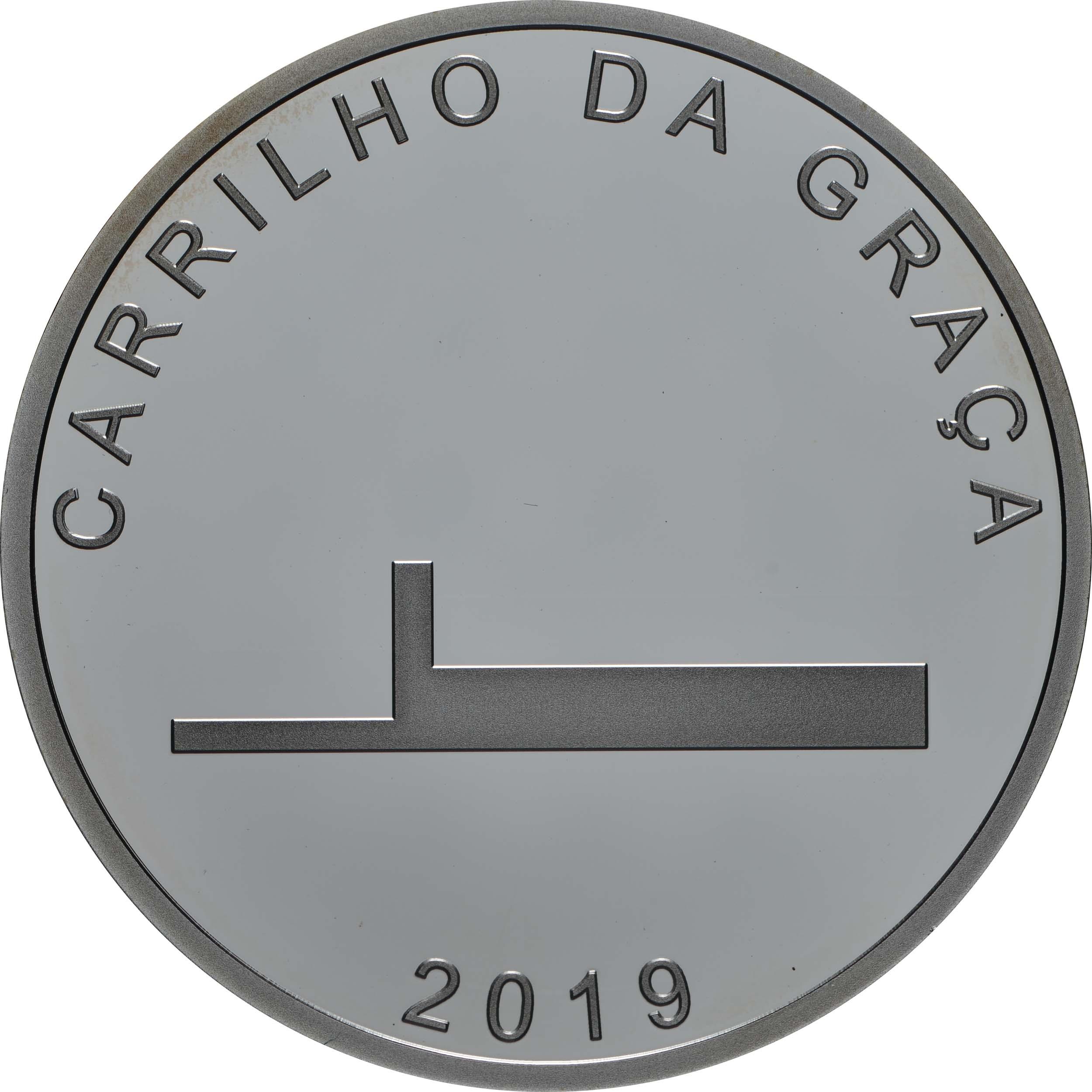 Vorderseite:Portugal : 7,5 Euro Carrilho Da Graca  2019 PP