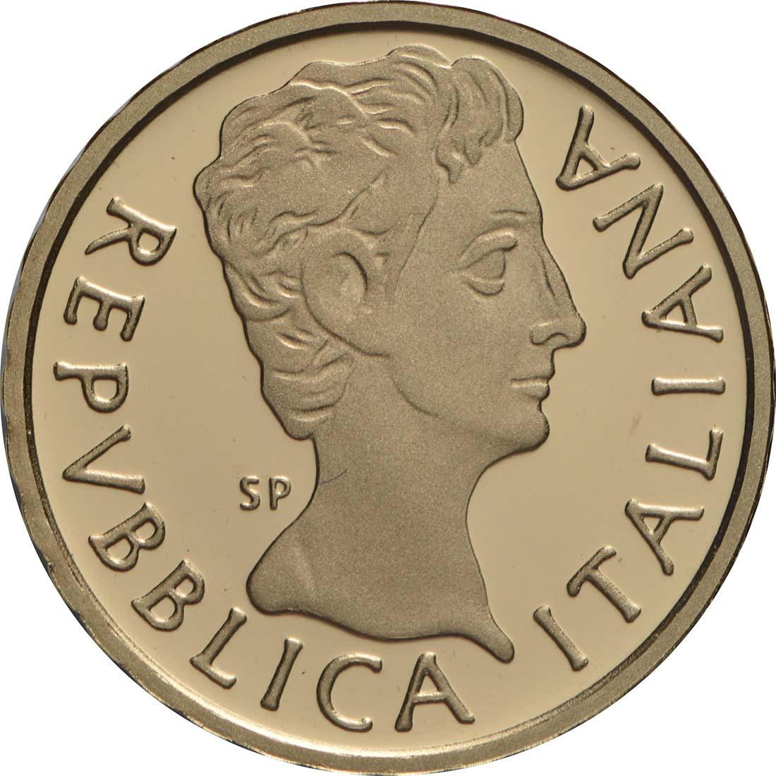 Vorderseite:Italien : 10 Euro Augustus  2019 PP