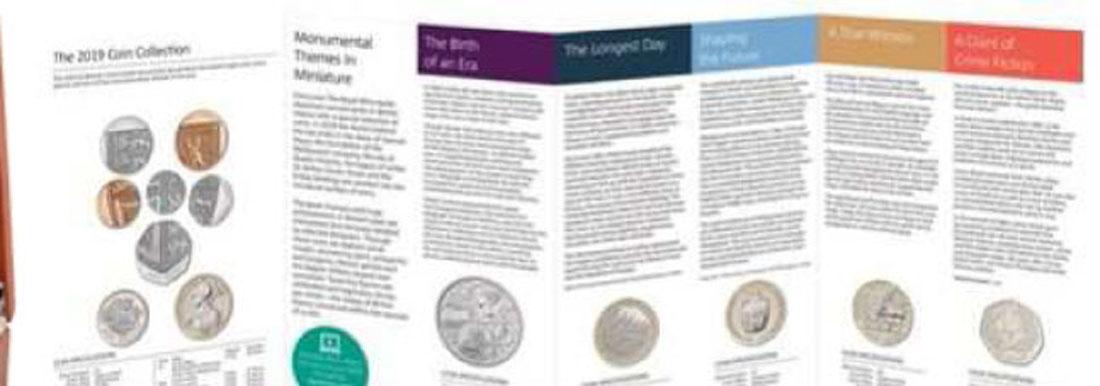 Lieferumfang:Großbritannien : 15,38 Pfund Kursmünzensatz - Annual Set  2019 Stgl.