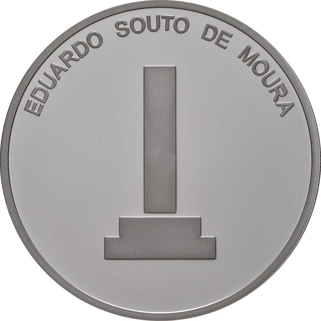 Vorderseite:Portugal : 7,5 Euro Souto Moura  2018 PP