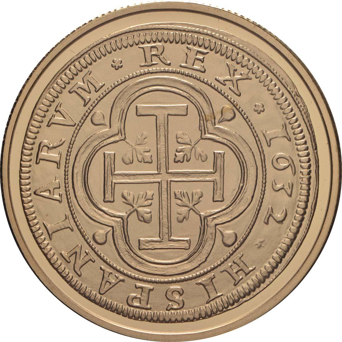Vorderseite:Spanien : 100 Euro Haus Habsburg  2019 PP